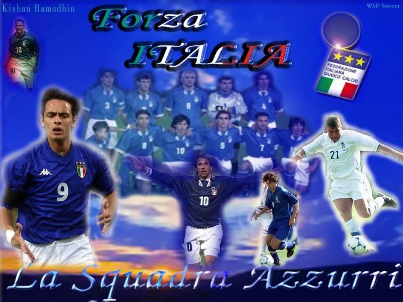italy soccer wallpaper Photo